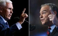 Kaine and Pence Duke it out in the first VP Debate