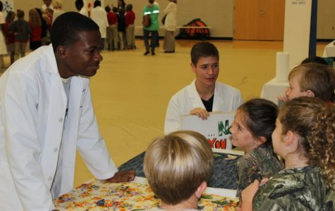 Excitement Builds for Annual Science Carnival