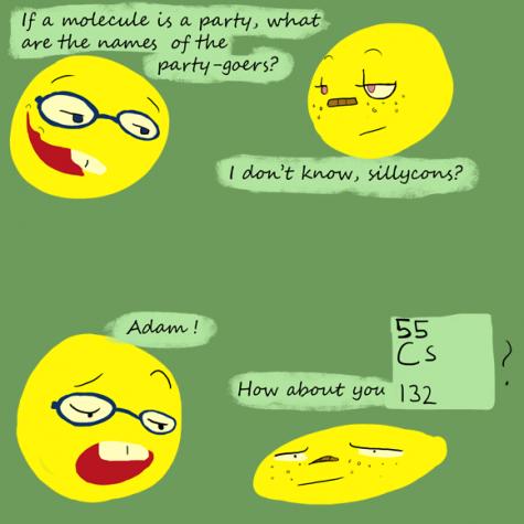 Periodic Jokes