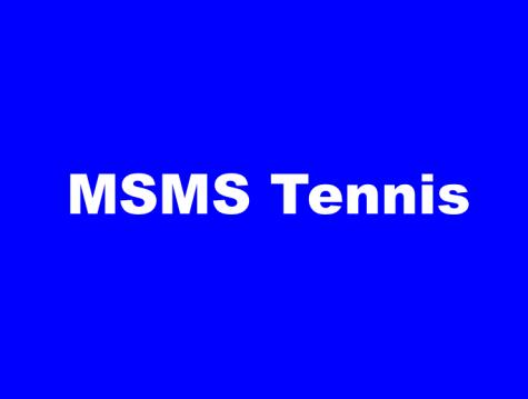MSMS Tennis Sees Success in First Week