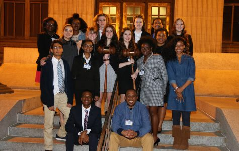 Mock Trial Travels to State Competition