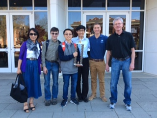 Chess Team Wins State Tournament