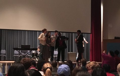 "Students Compete in First ""MSMS' Got Talent"""