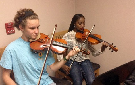 MSMS Students Perform with Starkville Symphony Orchestra