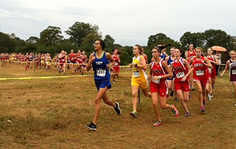 Cross Country Team Faces Disappointment at Pontotoc
