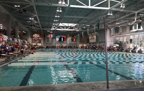 Blue Waves Take North State Swim Meet