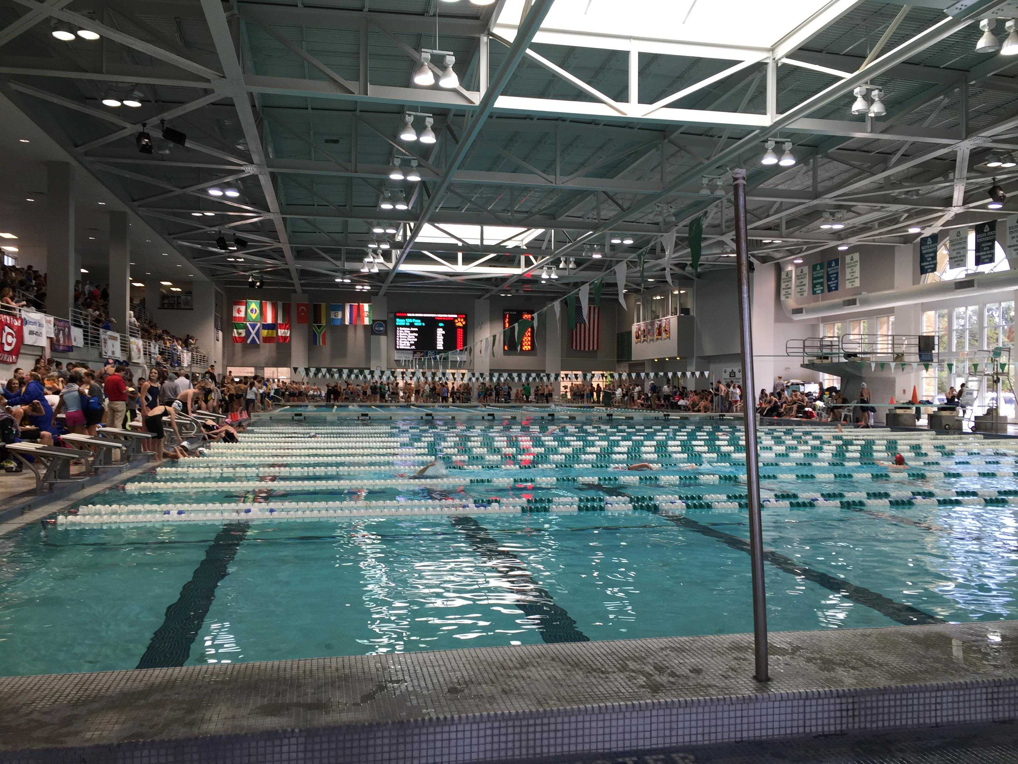 Blue Waves Take North State Swim Meet The Vision