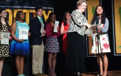 Wrishija Roy Competes in State Poetry Out Loud Competition