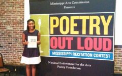 Jackson Advances to State 'Poetry Out Loud' Competition