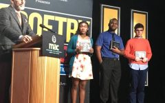 Amber Jackson Places Third in State Poetry Out Loud Competition