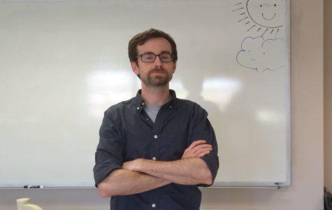 Teacher Spotlight: Dr. Charles Vaughan