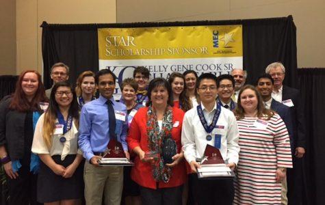 STAR Students And Teachers Win Big