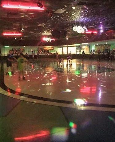 MSMS students enjoyed Saturday night at the Columbus Skate Zone.