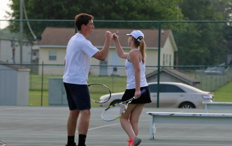 Tennis Heads to North State