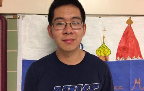 National Merit Semifinalist Spotlight Beams on Kevin Liao
