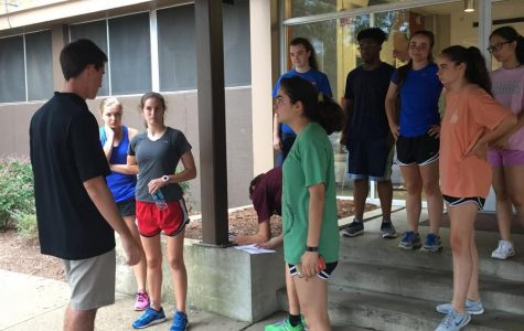 Cross Country Team Prepares for Upcoming Season