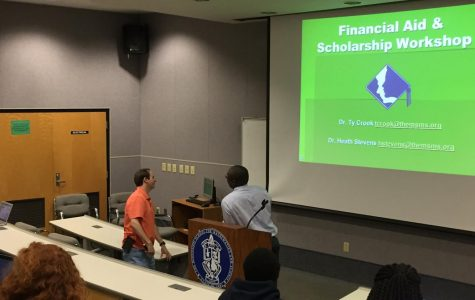 Financial Aid Workshop Fills Important Need