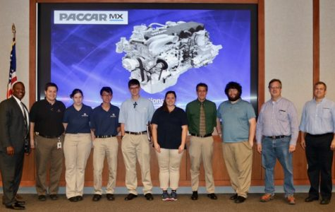 PACCAR Provides Personalized Tour for MSMS