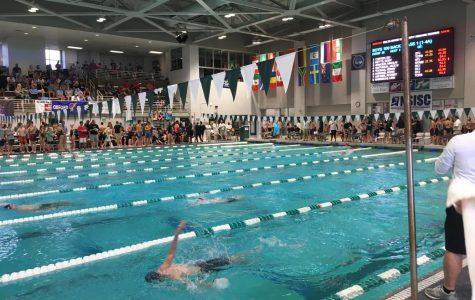 Blue Waves Make a Splash at North Half Swim Meet