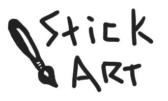 Comic: Stick Art