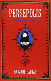 """Book Review: """"Persepolis"""""""