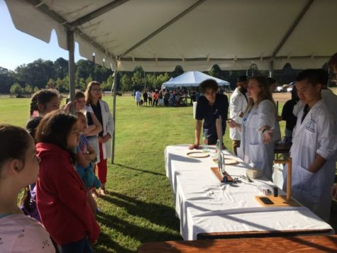 Traveling Science Carnival Spreads Energy Awareness in Jackson