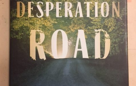 MSMS Students Desperate to Hear Desperation Road with Michael Farris Smith