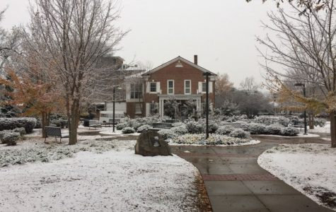 MSMS Students Enjoy First Snow of the Year
