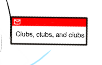 Clubs, Clubs, and Clubs