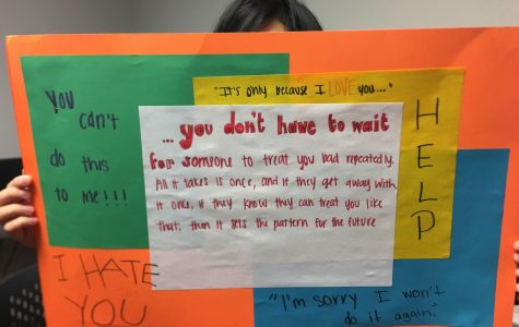 MSMS Learns How to Stay Safe in Relationships