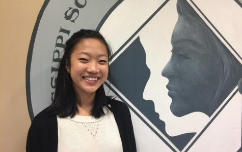 Junior Lori Feng Heads to Regional Poetry Out Loud