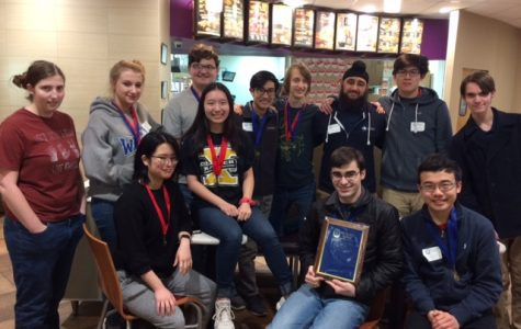 MSMS Dominates Math and Science Tournament