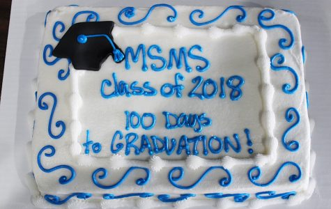 The Countdown to Graduation Begins