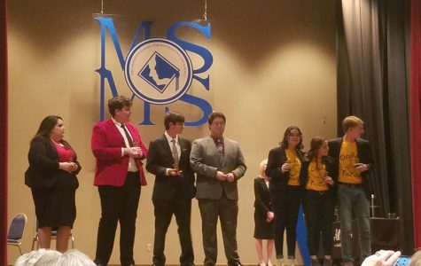 MSMS Hosts First Annual Regions Business Plan Competition