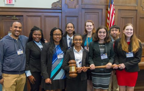 MSMS Places Third at State Mock Trial Competition