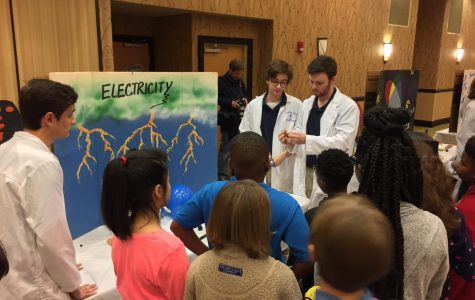 MSMS Takes Science Carnival to Tupelo