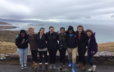 Students Trek through United Kingdom on Spring Break Trip