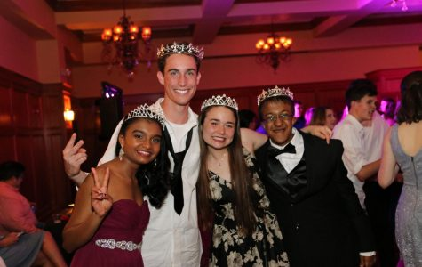 MSMS Students Dance the Night Away at Prom