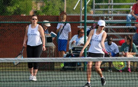 MSMS Tennis Advances to State Competition