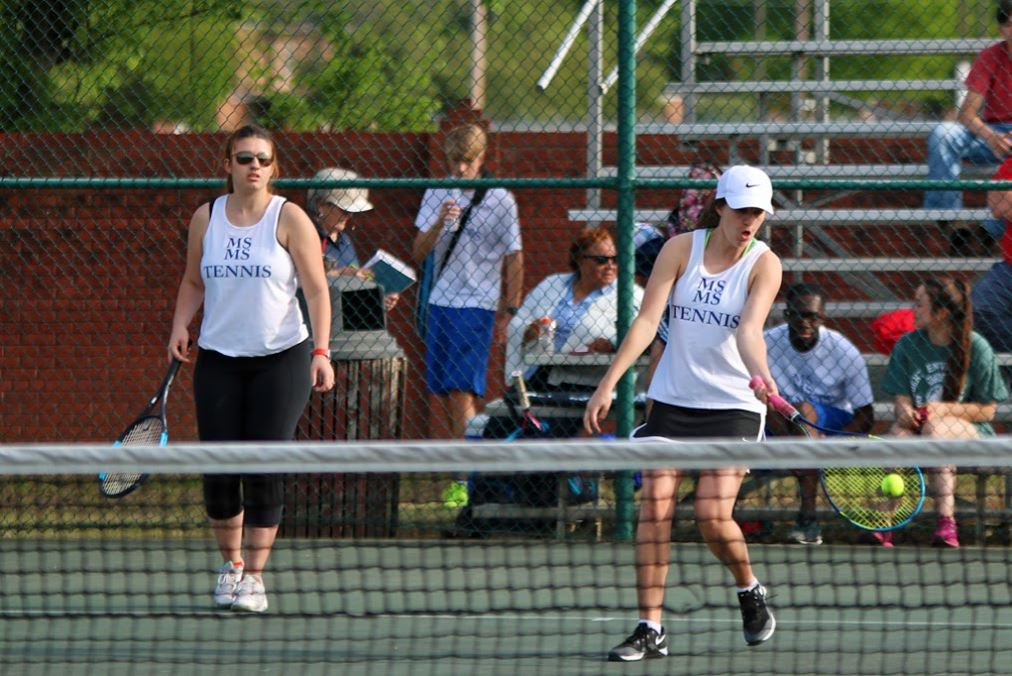 MSMS Tennis teams have advanced to the next level of competition.