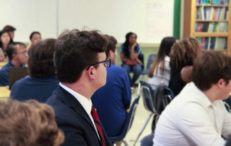 Student Government Holds First Meeting of the Year