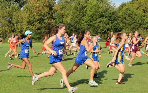 XC Team Races to Tupelo for First Meet