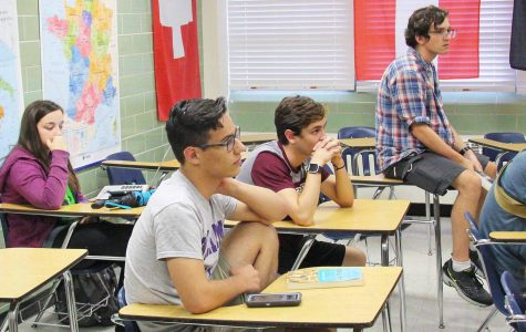 International Culture Festival Holds Its First Interest Meeting
