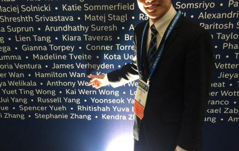 The Senior Spotlight Shines on Hamilton Wan