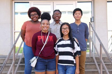 MSMS Junior Class Officers Announced