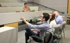 MSMS Students Attend Entrepreneurship Panel