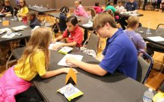 Mu Alpha Theta Hosts Math Competition for Elementary Students