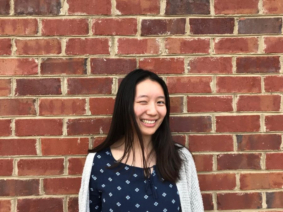 National Merit Spotlight: Victoria Gong