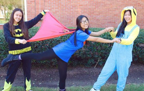 Senior Class Officers Host Breast Cancer Week