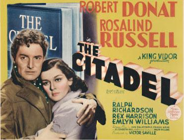 "Book Review: ""The Citadel"""